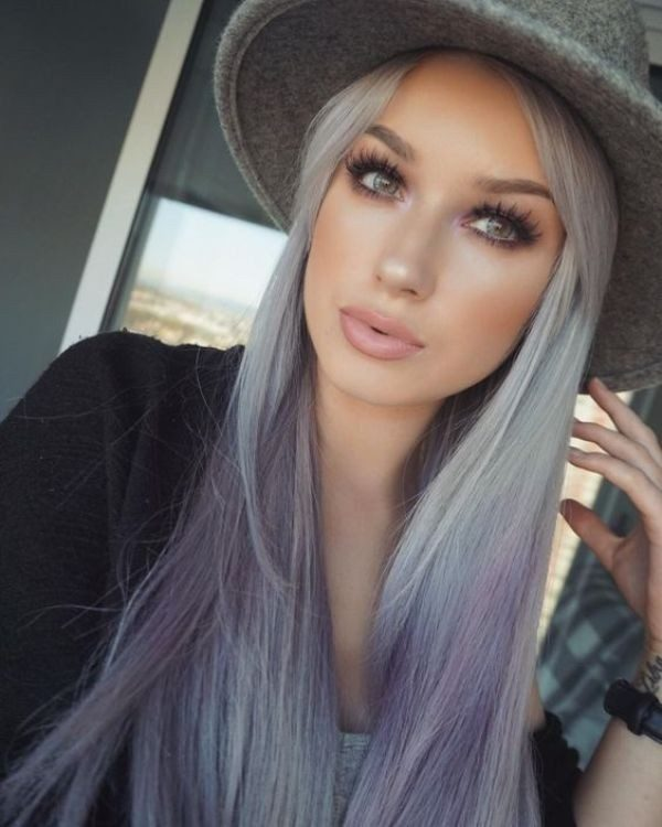 pastel-hair-colors-17 33 Fabulous Spring & Summer Hair Colors for Women 2018