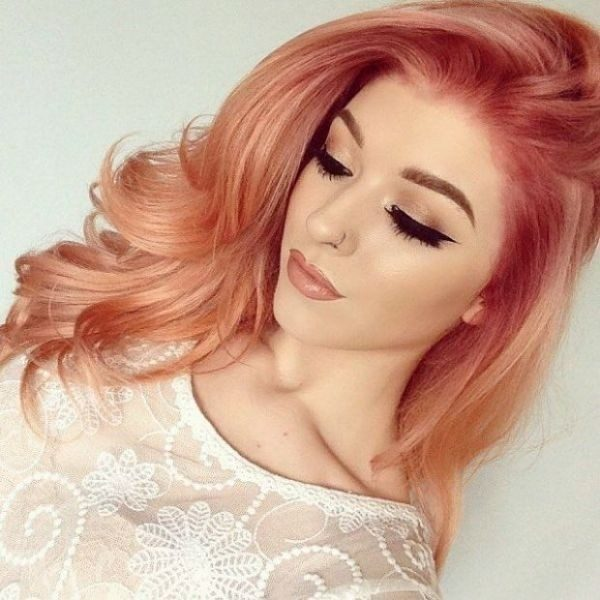 pastel-hair-colors-19 33 Fabulous Spring & Summer Hair Colors for Women 2022