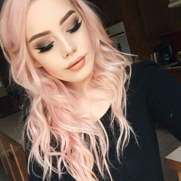 pastel-hair-colors-20 33 Fabulous Spring & Summer Hair Colors for Women 2022