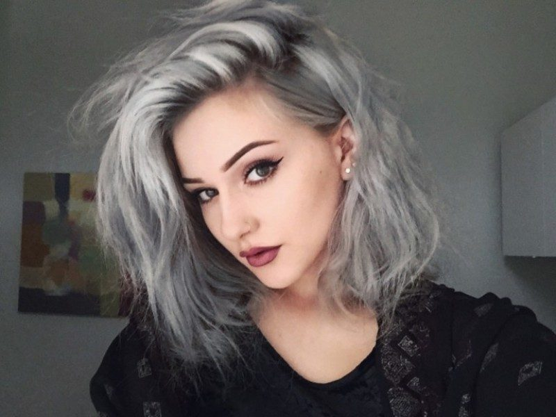 pastel-hair-colors-23 33 Fabulous Spring & Summer Hair Colors for Women 2018