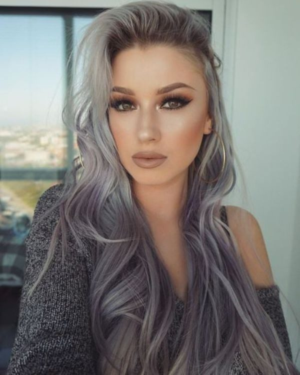 pastel-hair-colors-24 33 Fabulous Spring & Summer Hair Colors for Women 2018