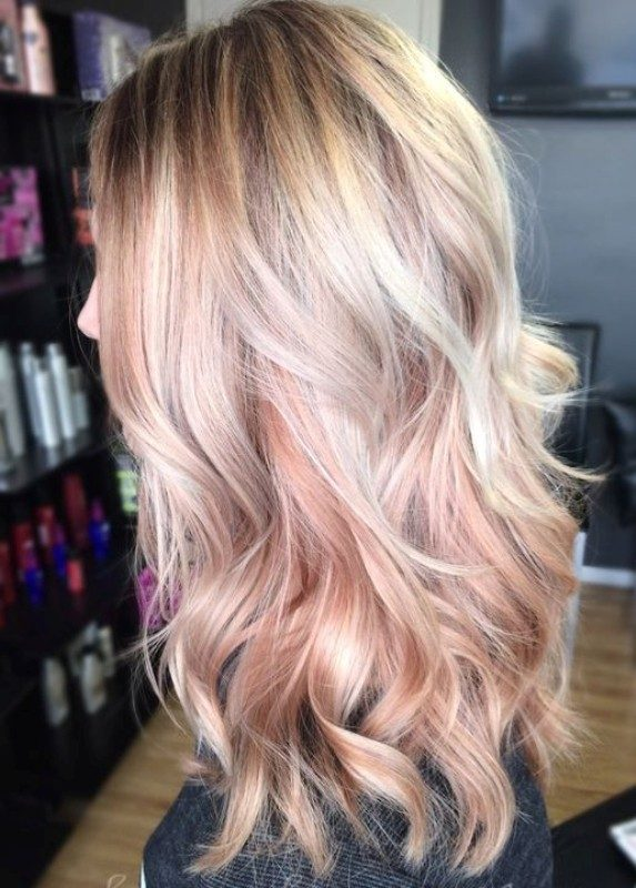 pastel-hair-colors-25 33 Fabulous Spring & Summer Hair Colors for Women 2022