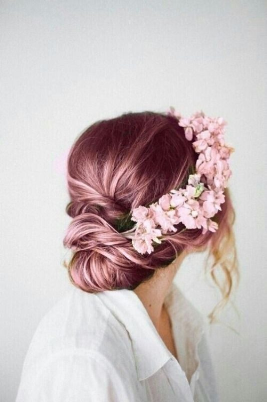 pastel-hair-colors-4 33 Fabulous Spring & Summer Hair Colors for Women 2018