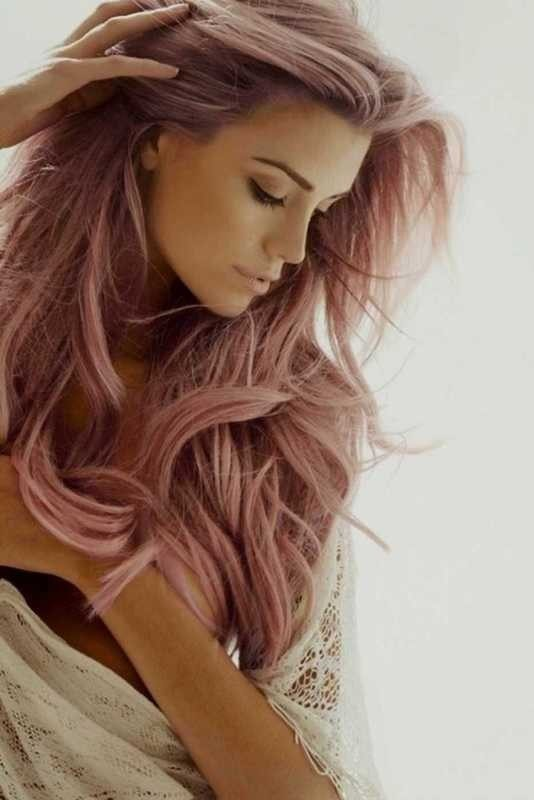 pastel-hair-colors 33 Fabulous Spring & Summer Hair Colors for Women 2018