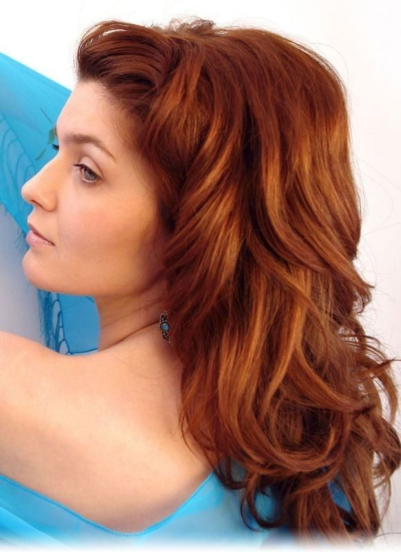red-hair-11 33 Fabulous Spring & Summer Hair Colors for Women 2022