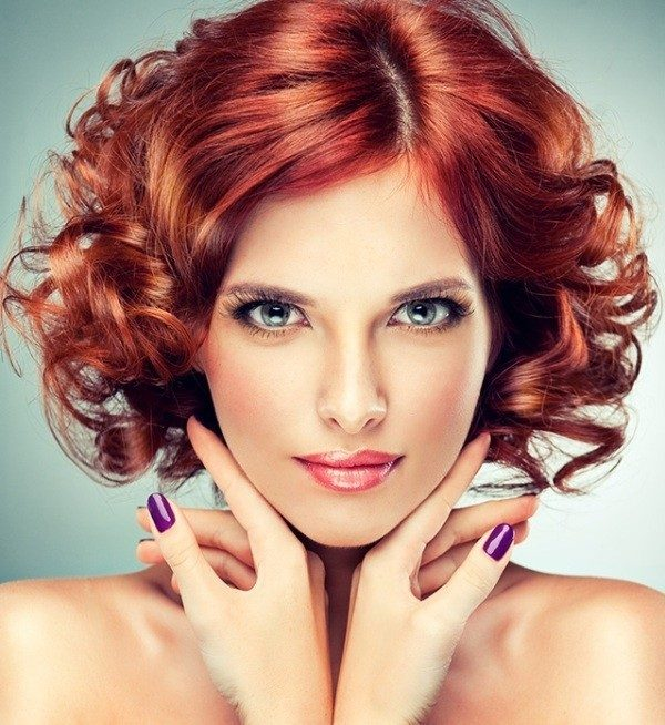 red-hair-17 33 Fabulous Spring & Summer Hair Colors for Women 2018