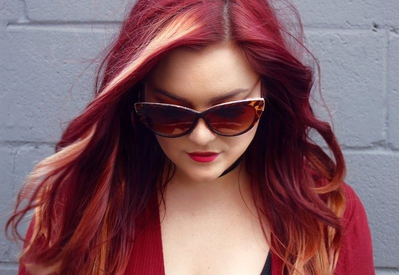 red-hair-21 33 Fabulous Spring & Summer Hair Colors for Women 2020