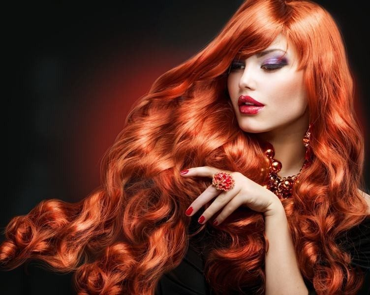 red-hair-22 33 Fabulous Spring & Summer Hair Colors for Women 2022