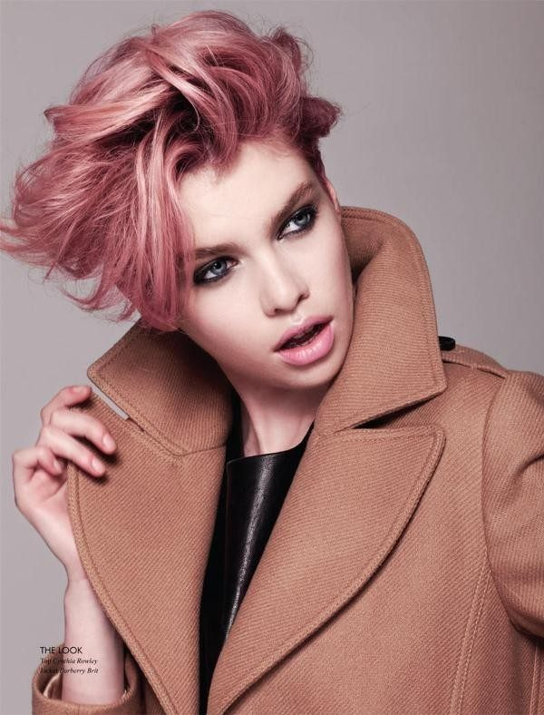 red-hair-24 33 Fabulous Spring & Summer Hair Colors for Women 2022