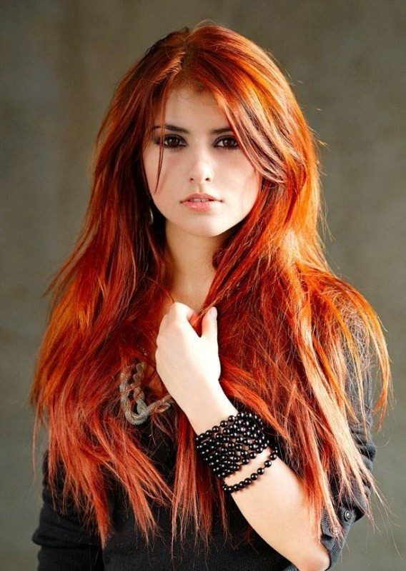 red-hair-9 33 Fabulous Spring & Summer Hair Colors for Women 2020