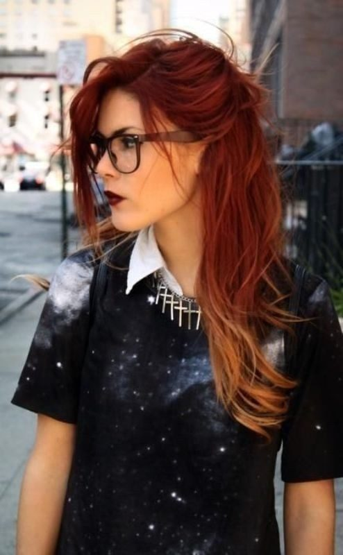 red-hair 33 Fabulous Spring & Summer Hair Colors for Women 2018