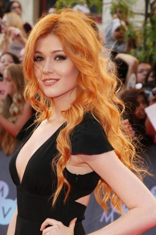 red-strawberry-blonde-hair-2 33 Fabulous Spring & Summer Hair Colors for Women 2020