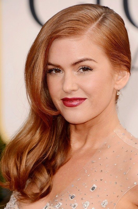 red-strawberry-blonde-hair-3 33 Fabulous Spring & Summer Hair Colors for Women 2022
