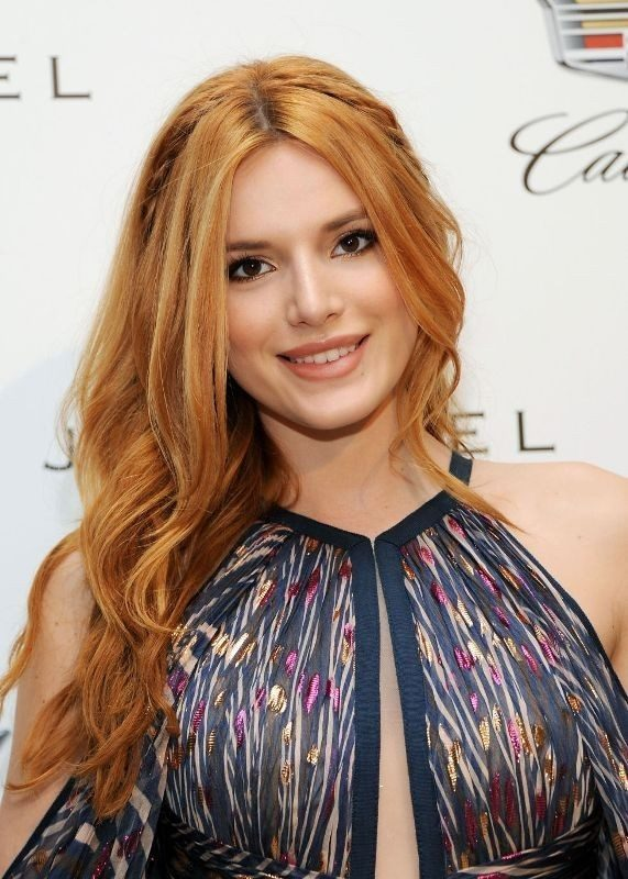 red-strawberry-blonde-hair-5 33 Fabulous Spring & Summer Hair Colors for Women 2022