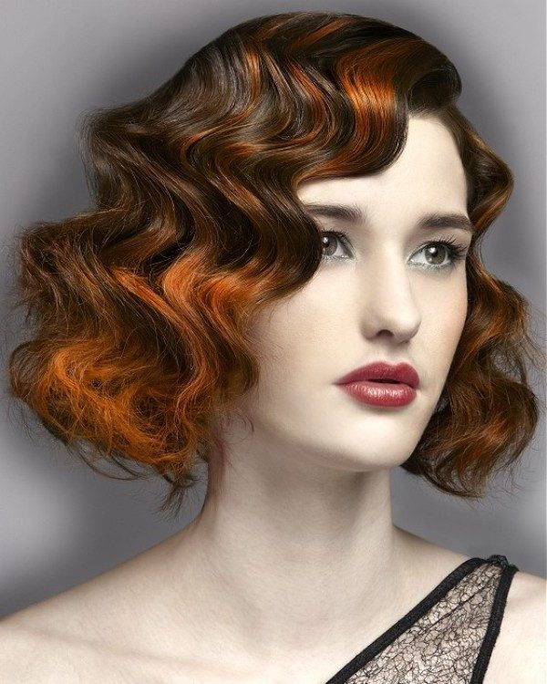 several-colors-13 80+ Marvelous Color Ideas for Women with Short Hair