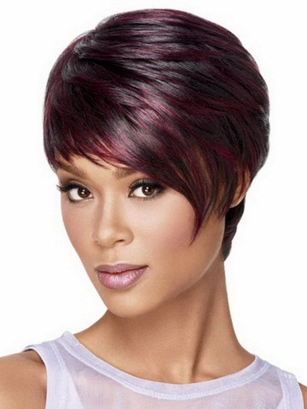 several-colors-17 80+ Marvelous Color Ideas for Women with Short Hair