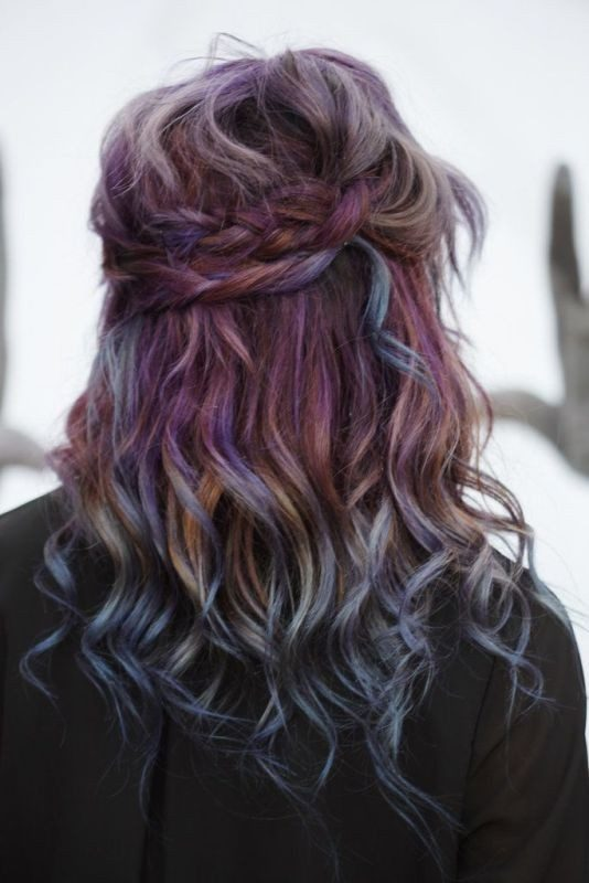 several-colors-6 80+ Marvelous Color Ideas for Women with Short Hair