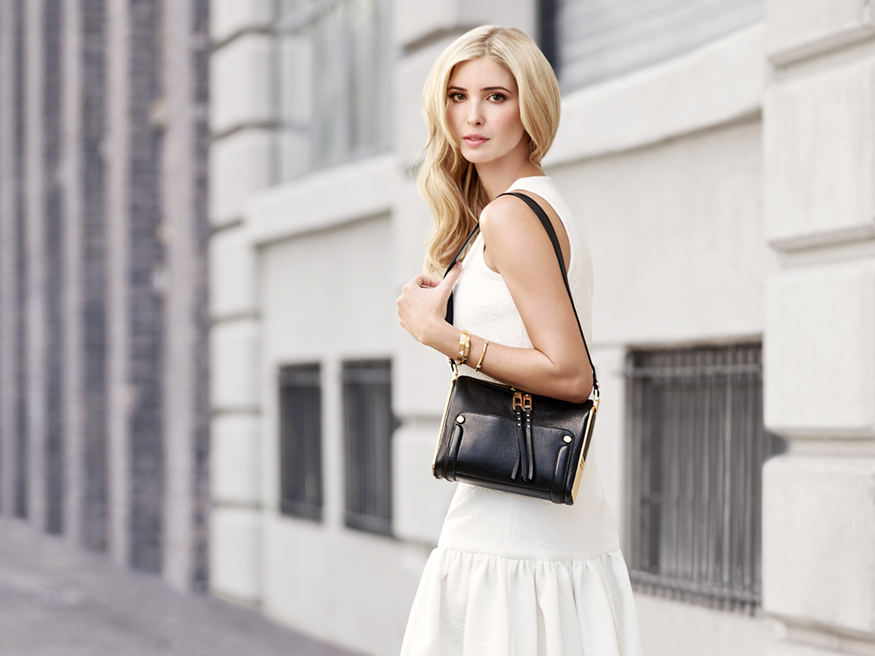 shop-the-collection-ivanka-trump 10 Strangest Ivanka Trump's Brand Facts