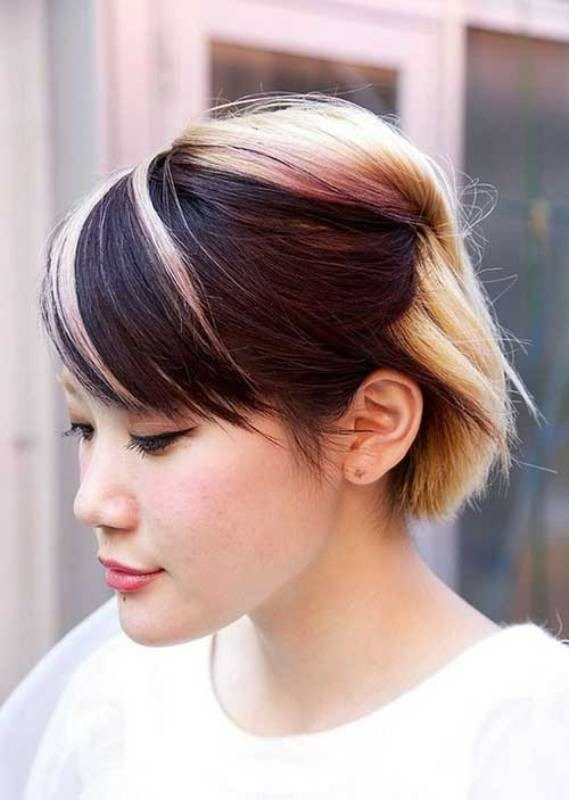 short-hair-colors-2017-10 80+ Marvelous Color Ideas for Women with Short Hair in 2018