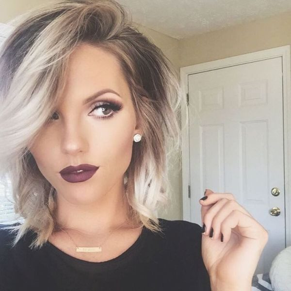 short-hair-colors-2017-15 80+ Marvelous Color Ideas for Women with Short Hair in 2018