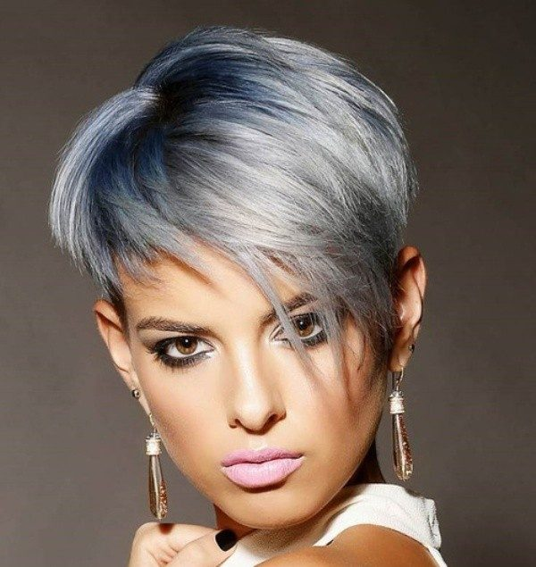 short-hair-colors-2017-17 80+ Marvelous Color Ideas for Women with Short Hair in 2018
