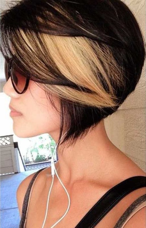 short-hair-colors-2017-2 80+ Marvelous Color Ideas for Women with Short Hair in 2018