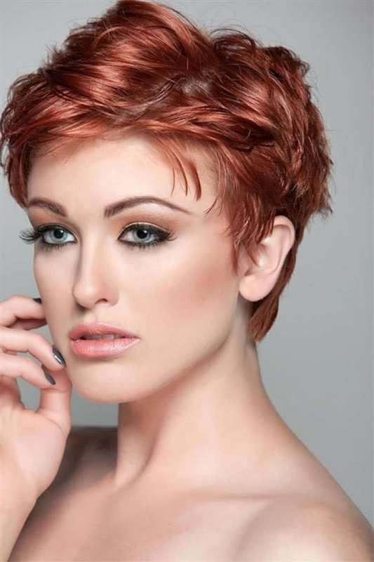 short-hair-colors-2017-3 80+ Marvelous Color Ideas for Women with Short Hair