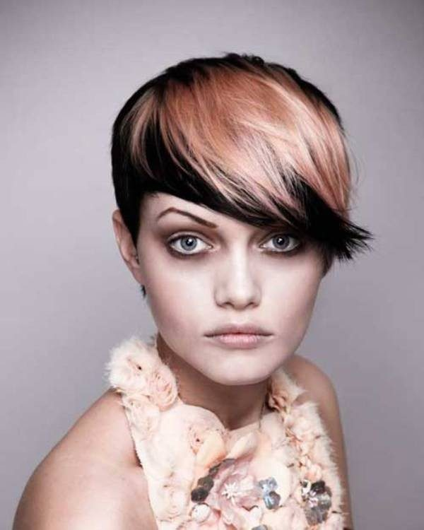 short-hair-colors-2017-30 80+ Marvelous Color Ideas for Women with Short Hair in 2018