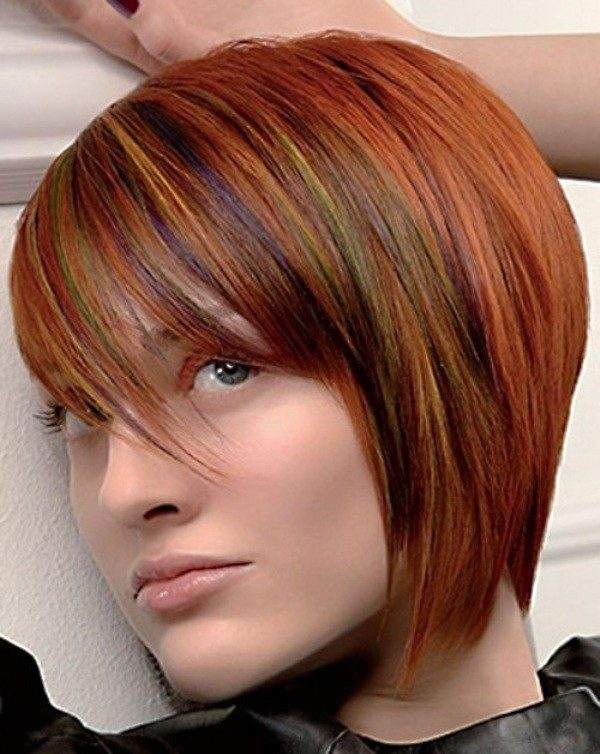 short-hair-colors-2017-34 80+ Marvelous Color Ideas for Women with Short Hair in 2018