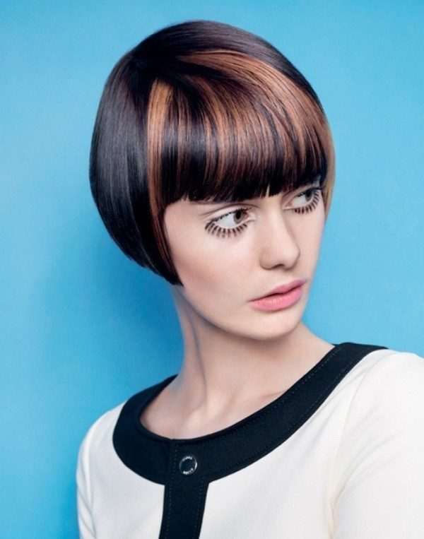 short-hair-colors-2017-36 80+ Marvelous Color Ideas for Women with Short Hair in 2018