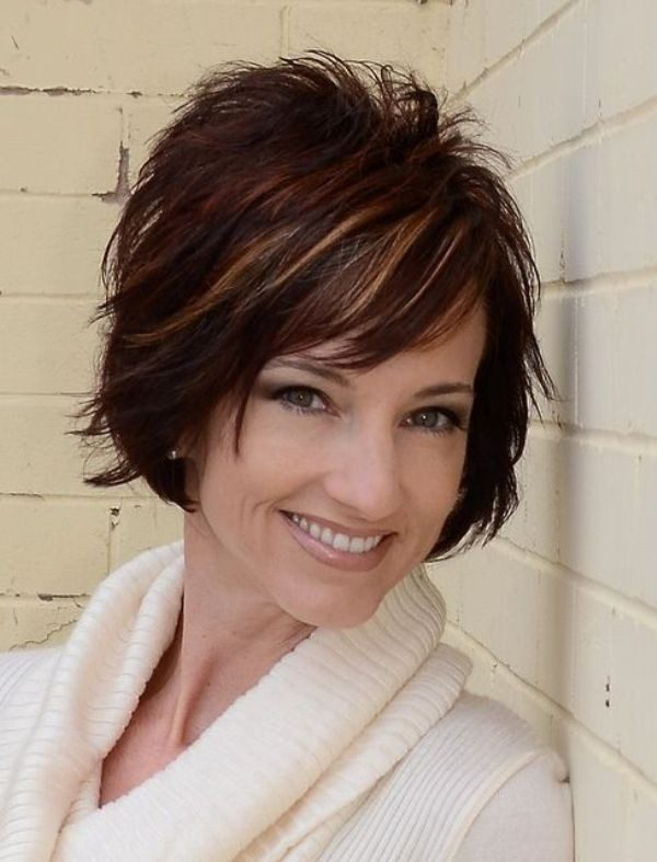 short-hair-colors-2017-43 80+ Marvelous Color Ideas for Women with Short Hair in 2018