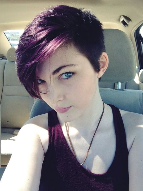 short-hair-colors-2017-48 80+ Marvelous Color Ideas for Women with Short Hair in 2018