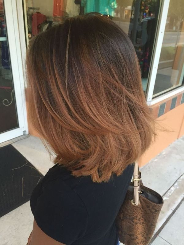 short-hair-colors-2017-49 80+ Marvelous Color Ideas for Women with Short Hair in 2018