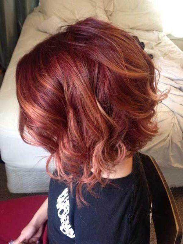 short-hair-colors-2017-51 80+ Marvelous Color Ideas for Women with Short Hair in 2018
