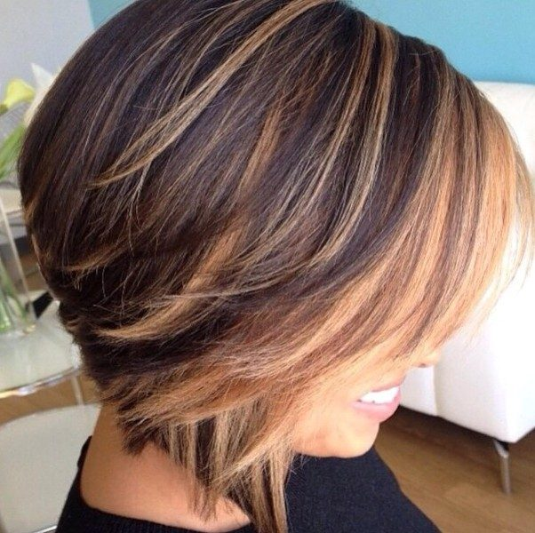 short-hair-colors-2017-60 80+ Marvelous Color Ideas for Women with Short Hair