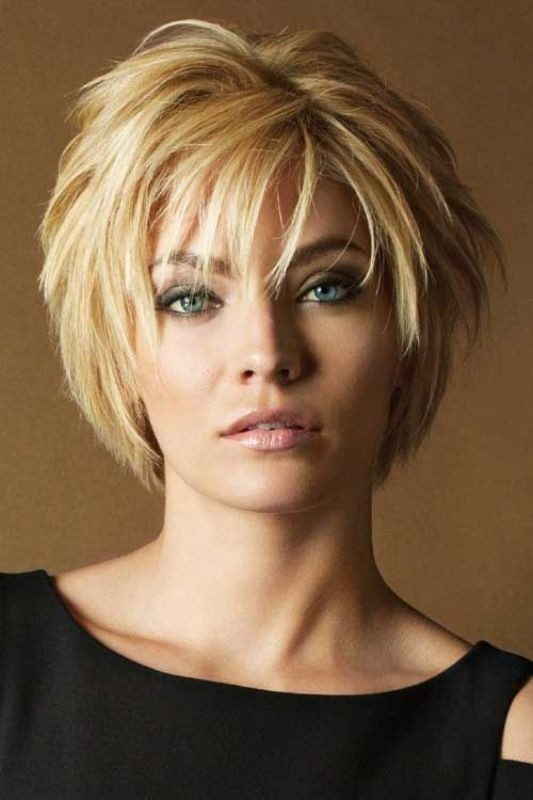 short-hairstyles-2017-21 50+ Short Hairstyles to Try & Make Those with Long Hair Cry