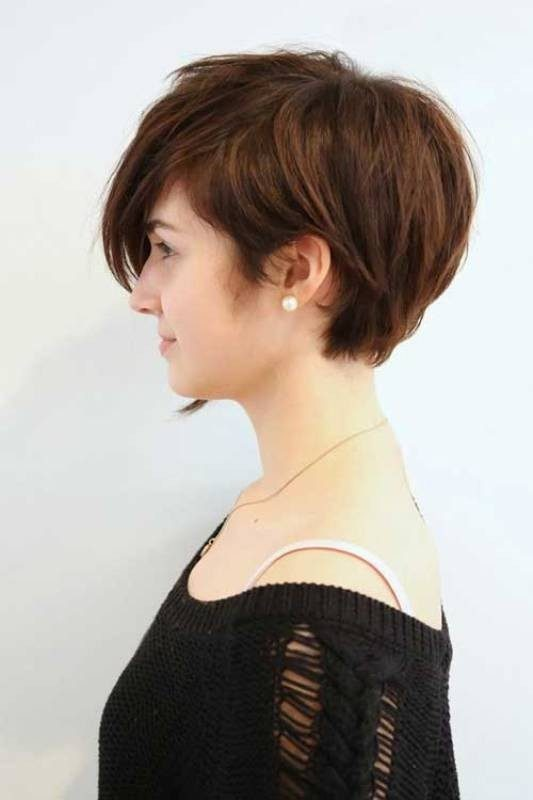 short-hairstyles-2017-22 50+ Short Hairstyles to Try & Make Those with Long Hair Cry
