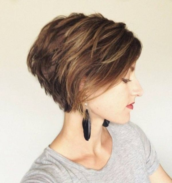 short-hairstyles-2017-86 50+ Short Hairstyles to Try & Make Those with Long Hair Cry