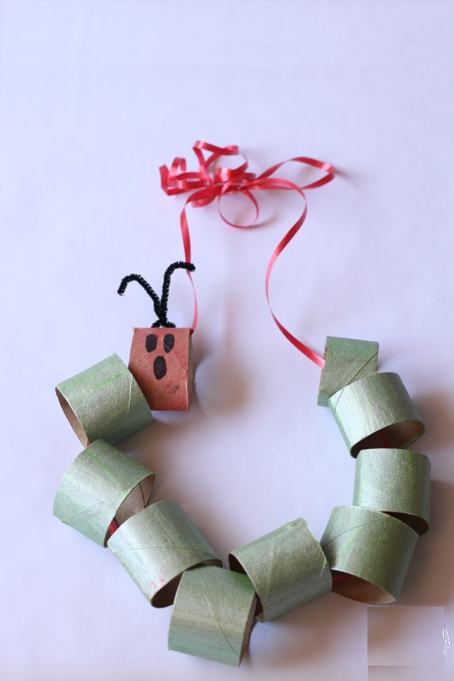 very-hungry-caterpillar-toilet-paper-roll-crafts 10 Most Unusual Necklaces You Will Ever See
