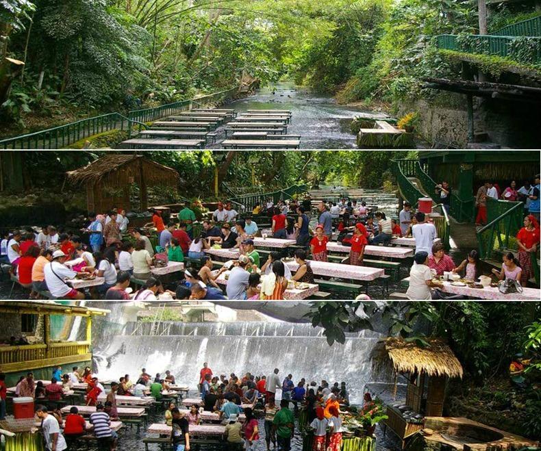 waterfall-restaurant-62 10 Most Unusual Restaurants in The World