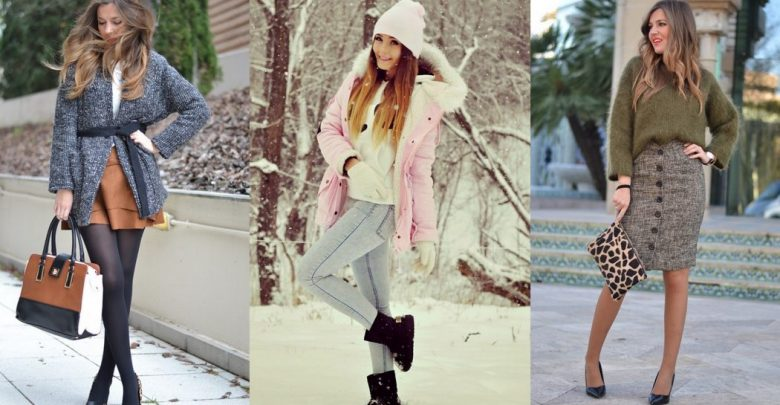 Photo of 5 Casual Winter Outfits for Elegant Ladies