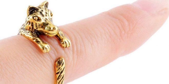 Dress Jewelry Pieces in the Shape of Your Favorite Animal