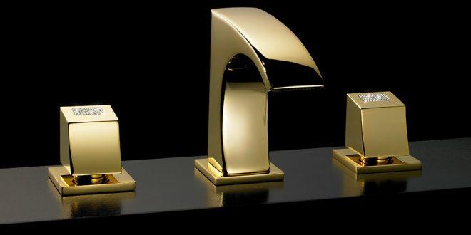 Famous Diamond faucets