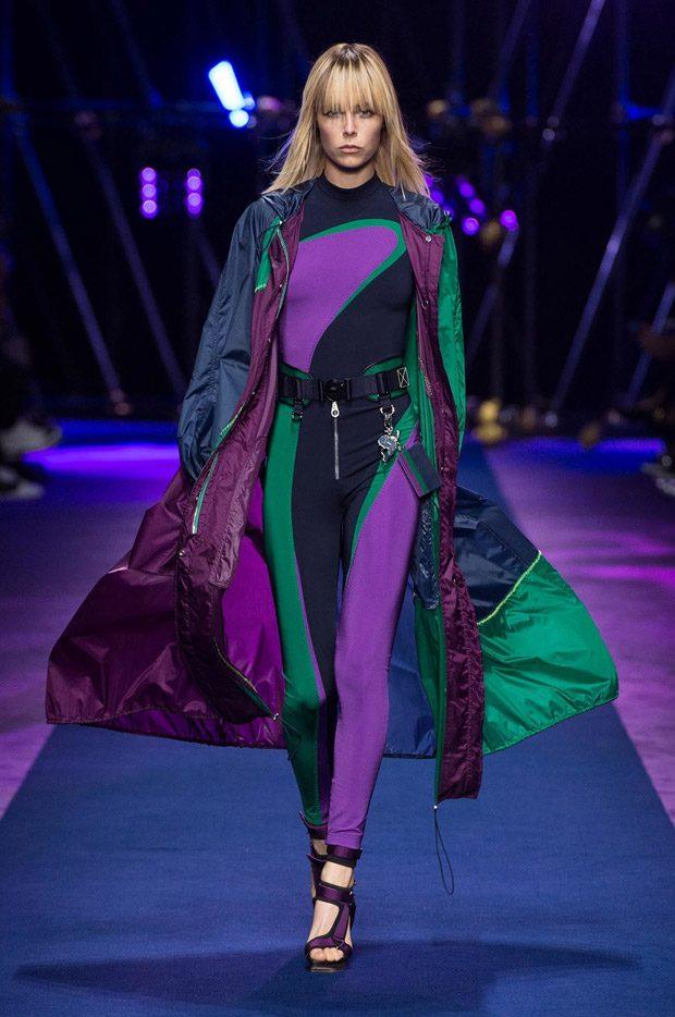 Versace-SS17-01-620x934 35+ Stellar European Fashions for Spring 2017