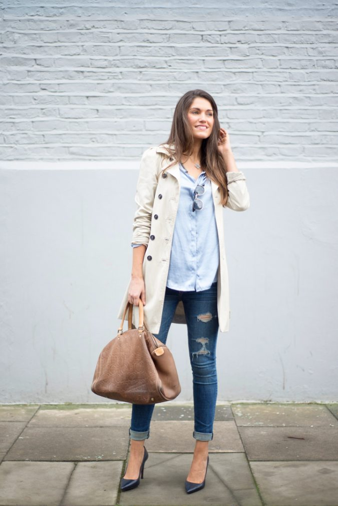 What-To-Wear-With-Skinny-Jeans-5-675x1011 15+ Elegant Working Ladies Spring Outfit Ideas in 2020