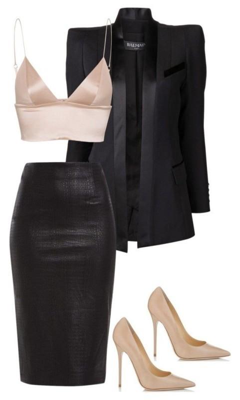 blazer-outfit-ideas-10 88+ Stylish Blazer Outfit Ideas to Copy Now