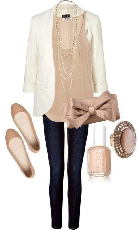 blazer-outfit-ideas-11 88+ Stylish Blazer Outfit Ideas to Copy Now