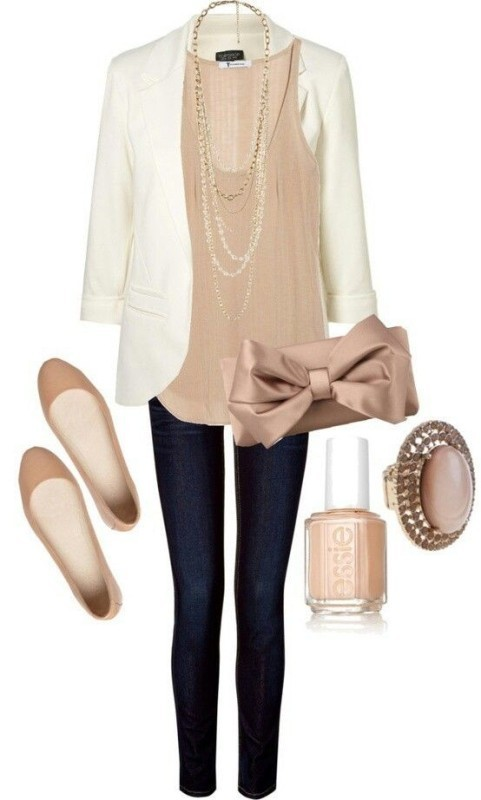 blazer-outfit-ideas-11 88+ Stylish Blazer Outfit Ideas to Copy Now