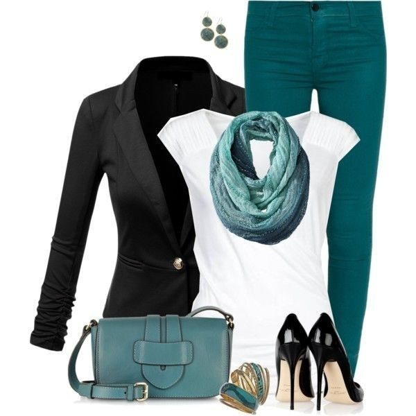 blazer-outfit-ideas-115 88+ Stylish Blazer Outfit Ideas to Copy Now