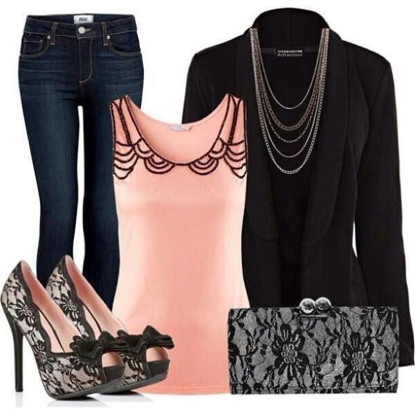 blazer-outfit-ideas-119 88+ Stylish Blazer Outfit Ideas to Copy Now
